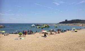 strand castell montgri