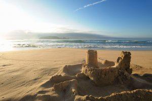 zandkasteel castell montgri